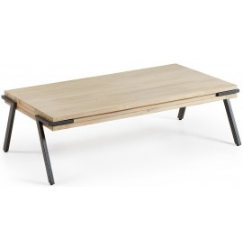 DISA coffee table in acacia...