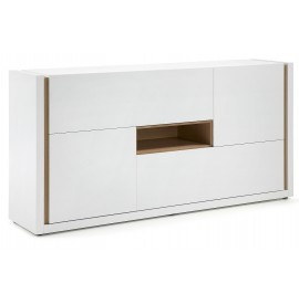 QU 197 white lacquered...