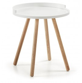 TIM round coffee table...