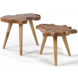 KUTA table with round top...