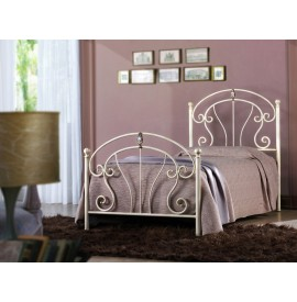 MISTRAL wrought iron bed...